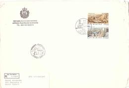 RACCOMANDATA FDC MELBOURNE - Lettres & Documents