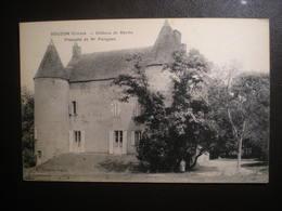 Gouzon Chateau De Reville - France