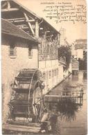 Dépt 45 - MONTARGIS - Les Tanneries - (Édition Nouvelles Galeries) - Roue De Moulin à Eau - Montargis