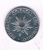 5 CENTESIMOS 1989 URUGUAY /2612/ - Uruguay