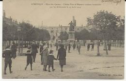 54-60565   -   LUNEVILLE   1915 - Luneville