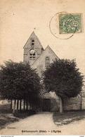 BETHANCOURT ( Oise )     L'Eglise.  2 Scans  TBE - Otros Municipios