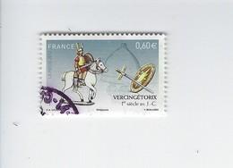 Les Soldats De Plomb 4666 Oblitéré 2012 - Francia