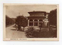 Montecatini Terme (Pistoia) - Stabilimento Excelsior - Viaggiata Nel 1926 - (FDC21042) - Pistoia