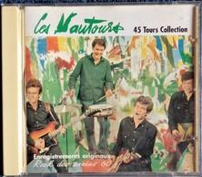 Les Vautours Avec Vic Laurens - Rock Français 1960  - 16 Titres . - Rock