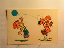 Illustrateurs - Personnages De Spirou - Boule Et Bill - Signé Roba - Otros Ilustradores
