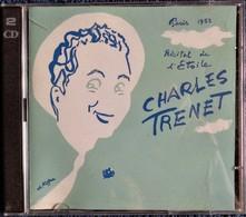 Charles Trenet - Récital De L'Étoile - Paris 1952 - Deux CD - 28 Titres . - Musique & Instruments