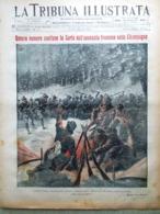 La Tribuna Illustrata 17 Ottobre 1915 WW1 Bulgaria Francia San Fruttuoso Rapallo - Guerre 1914-18