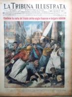 La Tribuna Illustrata 31 Ottobre 1915 WW1 Bulgaria Ospedale Fronte Moretti Roma - Guerre 1914-18