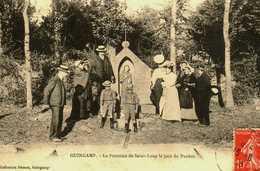 22....COTES D ARMOR....    Guingamp   La Fontaine De Saint Loup - Guingamp