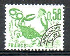 FRANCE. Préoblitéré N°150 De 1978. Signe Du Zodiaque/Cancer. - Astrologie