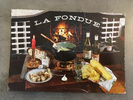 CPM LA FONDUE - Recipes (cooking)