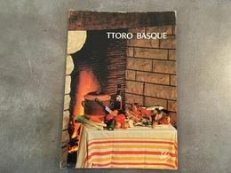 CPM TTORO BASQUE - Recipes (cooking)