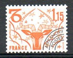 FRANCE. Préoblitéré N°152 De 1978. Signe Du Zodiaque/Capricorne. - Astrologie