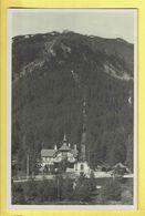 * Muottas Muraigl (Grisons - Suisse) * (Verlag Marie Benz, Nr 3038) Drahtseilbahn, Lift, Photo, Rare, Unique - GR Grisons