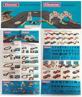 Affiche CARRERA    Voitures-circuit   1960 - Affiches