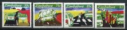 Simbabwe Zimbabwe Mi# 989- Postfrisch/MNH - Road Savety - Zimbabwe (1980-...)