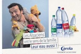 CPM GF - 20145-Série 2 Cartes  Carola Alsace -Envoi Gratuit - Pubblicitari