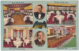 L\'Aiglon - Restaurant - Chicago - Ontario St. At N. Wabash Ave. - Ohne Zuordnung