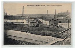 54 NEUVES MAISONS PORT DE L USINE ATELIER ELECTRICITE - Neuves Maisons