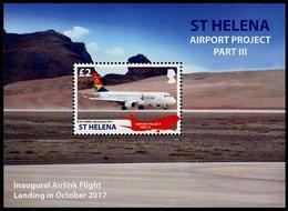 St Héléna 2018 - Projet Aéroport III - BF Neufs // Mnh - Saint Helena Island
