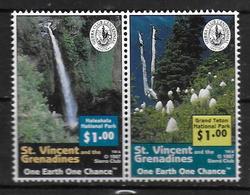 SAINT VINCENT   N°  3184/85  * *   Cascade Parc - Vacanze & Turismo