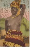 2014947  Femme Fanti  Coll Géné   Fortier Dakar  N°1112  La Vente Sera Retirée  Le 19-04 - Afrique Du Sud, Est, Ouest