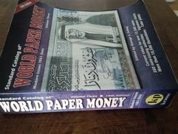 World Paper Money  -  Krause   -   10ème édition   -   Catalogue Papier Monnaie - Livres & Logiciels