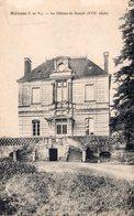 Melesse (35) - Le Château De Beaucé. - Autres Communes