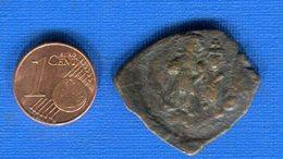 Byzantine  A  Identibie - Byzantinische Münzen