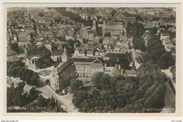 AK  Oldenburg Schloss Fliegeraufnahme Luftbild  Kleinformat  Ansichtskarte - Oldenburg