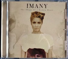 IMANY - The Shape Of A Broken Heart - 12 Titres . - Soul - R&B