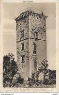 Chavagnac. Le Donjon Du Vieux Chateau De Chavagnac; - Frankreich