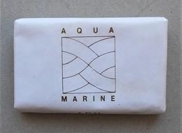 - Savon - Ancienne Savonnette D'hôtel - Aqua Marine - - Produits De Beauté