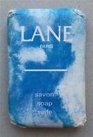 - Savon - Ancienne Savonnette D'hôtel - Lane. Paris - - Kosmetika