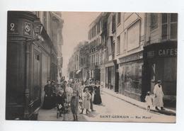 SAINT GERMAIN EN LAYE (78) - RUE MAREIL - St. Germain En Laye