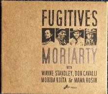 "MORIARTY - "" Fugitives "" - 12 Titres . - Country Et Folk"