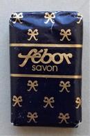 - Savon - Ancienne Savonnette D'hôtel - Fébor - - Produits De Beauté