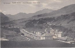 VAL SERIANA - PONTE SELVA - PANORAMA VERSO PONTE NOSSA  - BERGAMO - Bergamo