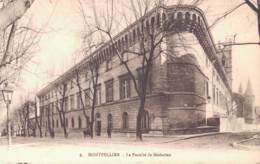 34 MONTPELLIER LA FACULTE DE MEDECINE - Montpellier
