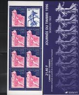 C 107 - FRANCE Carnet BC2993 Journée Du Timbre 1996 Neuf** - Carnets