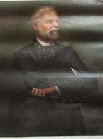 American Civil War General Robert E Lee  Oil Painting - Other