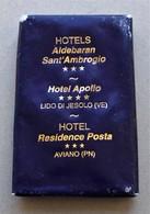 - Savon - Ancienne Savonnette D'hôtel - Hôtel Aldebaran. Sant'Ambrogio - Italie - - Produits De Beauté