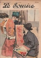 - JOURNAL N°307 -  315mm X 245mm, 9 Septembre 1905 , LE SOURIRE  - 041 - Journaux - Quotidiens