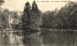 D 7547 - Senones (88) Les Etangs - Senones