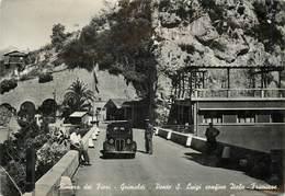 RIVIERA DEI FIORI - Grimaldi, Ponte S. Luigi Confine Italo Francese, Douane. - Aduana