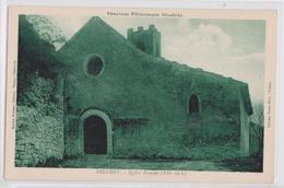 84 Séguret - Eglise Romane - France