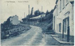 3. YVES-GOMEZEE : Tienne Du Moulin - Cachet De La Poste 1931 - Walcourt