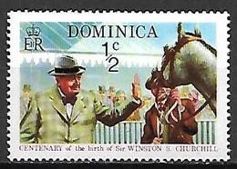 DOMINIQUE   -   Sir Winston Churchill  -    Neuf *.  Chevaux  /  Hippisme - Sir Winston Churchill
