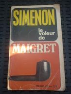 SIMENON: Le Voleur De Maigret / PRESSES DE LA CITE: 1971 - Books, Magazines, Comics